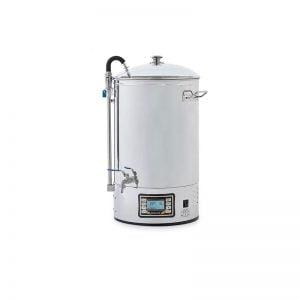 Equipo Para Fabricar Cerveza Artesanal 30 Litros Eléctrico